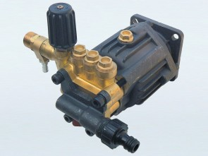 Brass Pressure Washer Pump with Adjustable Pressure Handle
