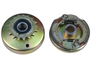 17 Tooth Sprocket with built in Centrifugal Clutch